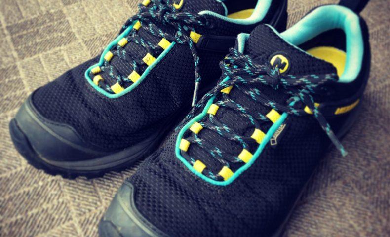 フジロックフェスティバルのオススメ靴はメレル